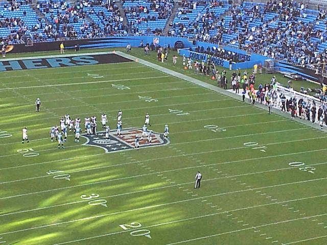 Carolina Panthers Club 3